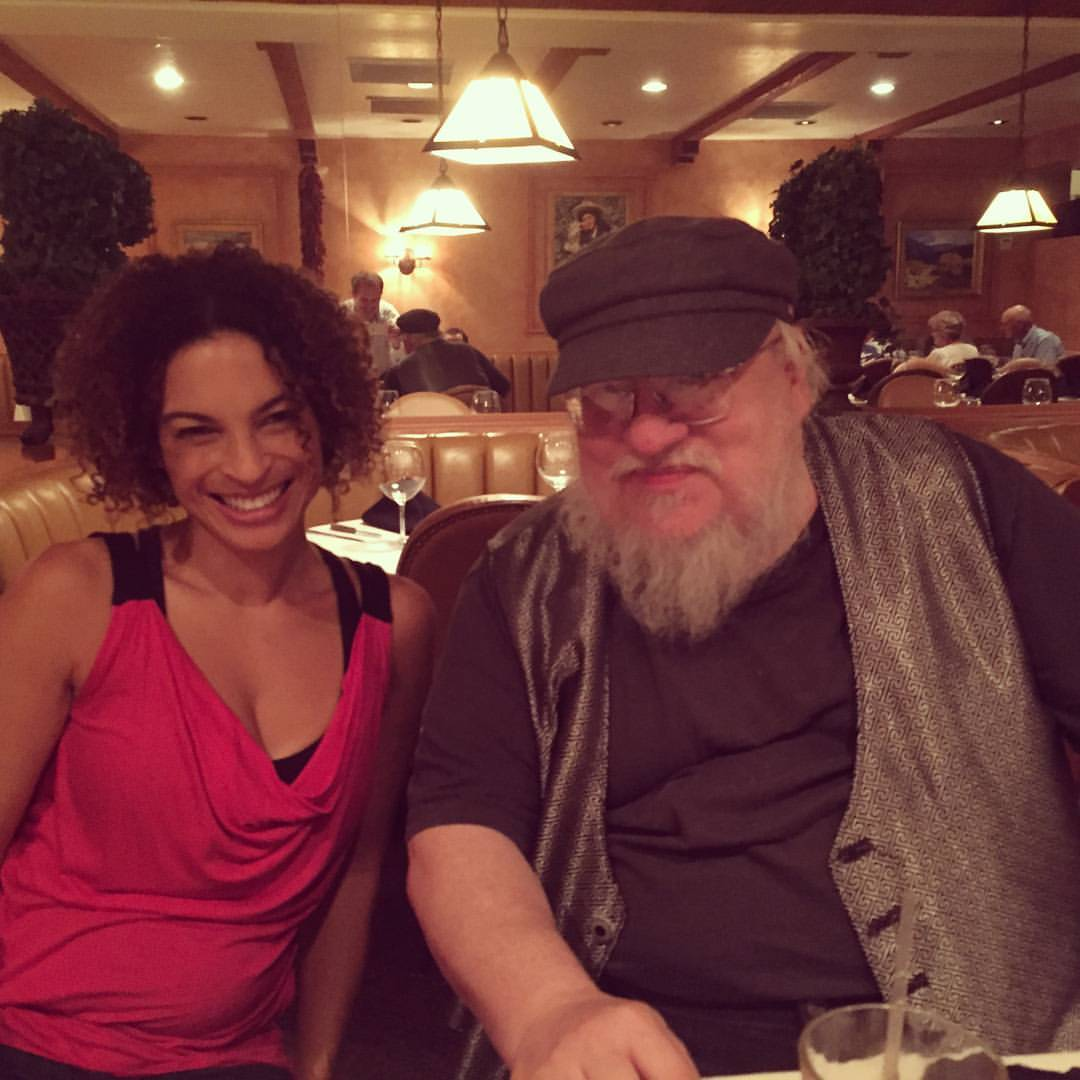 meeting george rr martin